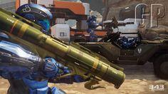 Halo 5: Guardians E3 2015 screenshots !