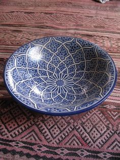 Imports from Marrakesh Ltd. - Fez serving dish ~ couscous , $155.00 (http://www.importsfrommarrakeshshop.com/fez-serving-dish-couscous/