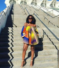 Hottest Ankara Styles For Slay Queens In 2018
