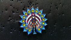 Bassnectar hat pin sacred geometry art mongo arts