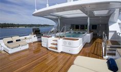 Modern yacht charter is a plausible option for people who prefer luxury and comfort. Nowadays, yachts are fully equipped with   everything you need to spend dream vacation on the sea. Here are two proposals, for two different types of sailing.