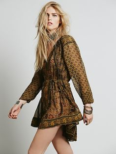 Third option for mom, Gold tunic for the jewel toned theme. Can be worn with dark wash skinny jeans and ballet flats