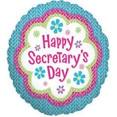 Secretary's Day Guide