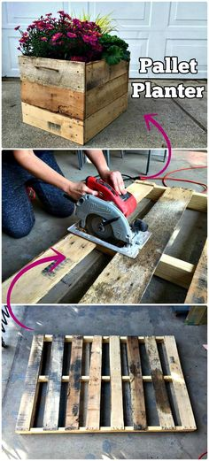 150 Best DIY Pallet Projects and Pallet Furniture Crafts - Page 34 of 75 - DIY & Crafts