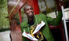 Usain Bolt in London via http://newsmix.me