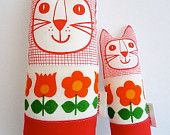 Childs Scandi Softi toys by Jane Foster