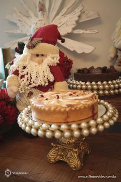 Decoração de Natal por Patricia Junqueira com Ceia Monica Dajcz www.patriciajunqueira.com.br Faça sua encomenda!