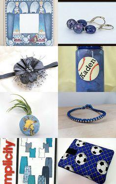 Blue Skies by Karen on Etsy--Pinned with TreasuryPin.com#crafterpillar #DIYvinyldecals #personalizeddecals #customdecals #customvinyl #vinylnamestickers #cutedecals #glowinthedarkdecals #walldecals