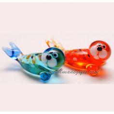 Lout - mini glass animals M19