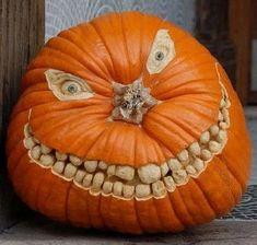 33 creative & easy pumpkin carving ideas make your happy halloween  #halloween #halloweendiy #halloweenideas #halloweendecor