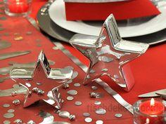 Stern Silber Weihnachten