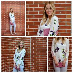 Spring style | T.J. Maxx | Style on a budget | Joe's Jeans | French Connection | Spring Fashion | Spring Trends | Fashion | Spring outfit |
