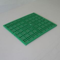 Plastic Grid for Background