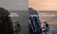 Amazing you can now retouch  Videos with Adobe Photoshop Camera Raw - PLP #145. Serge Ramelli. http://youtu.be/slZq6UfZJLo