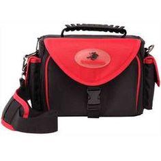 Winchester Pistol Range Bag Black/Red