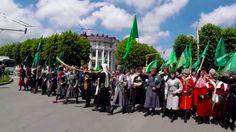 21 Mayıs Çerkes Sürgünü ve Soykırımı Anma Etkinliği  (Kabardey-Balkar Na...