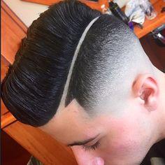 Haircut by moody_oc http://ift.tt/1kMiLGd #menshair #menshairstyles #menshaircuts #hairstylesformen #coolhaircuts #coolhairstyles #haircuts #hairstyles #barbers