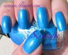 Sally Hansen Lacquer Shine Flash