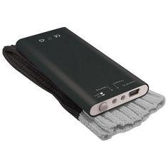 P3 International P8420 Rechargeable Hand Warmer (Black)