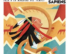 """Check out new work on my @Behance portfolio: """"Cover and illustrations for the magazine Petit sàpiens"""" http://be.net/gallery/64135139/Cover-and-illustrations-for-the-magazine-Petit-sapiens"""