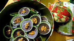 Čokoládovo-orechové šuhajdy