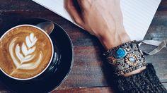 Simple as that.  #armcandy #boho #bohochic #jewelry #ecofriendly #swarovski #vegan #veganjewelry #etsy #coachella