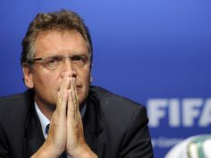 Valcke postpondes his visit to Brazil Fifa, World Cup Tickets, Mario, Latest Sports News, New Media, Barbados, News Today, Brazil, Things To Sell