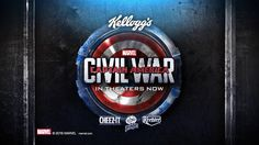 Enter the fray of Captain America CivilWar with Kellogg's VR Experience App