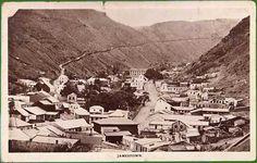 Postcard: Jamestown, looking South [Saint Helena Island Info:Historic Picture…