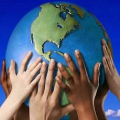 Earth Day Song, plus more Earth Day activities for kids We Are The World, Change The World, Earth Day Song, Enrico Macias, Earth Day Activities, Kid Activities, Senior Activities, Educational Activities, Happy Earth
