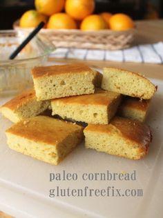 Gluten and Grain Free Cornbread