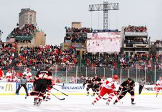 The Winter Classic moved in 2009 to Chicago 50d2d9d02