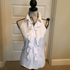 SALEADRIENE VITTADINI, TOP YOU NEED THIS FOR DATE NiGHT !! NEW W TAGS . NEVER WORN !! COULD BE YOURS?! Adrienne Vittadini Tops Blouses
