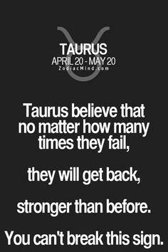 Zodiac Mind - Your source for Zodiac Facts Aries, Taurus Traits, Astrology Taurus, Zodiac Signs Taurus, Zodiac Mind, Taurus Art, Taurus Quotes, Zodiac Quotes, Zodiac Facts