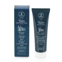 Taylor of Old Bond Street Classic Shaving Cream Travel Tube, Eton College