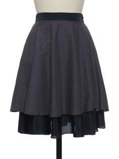 #laceaffair.com           #Skirt                    #Knee #Deep #Dots #Skirt #Navy                      Knee Deep in Dots Skirt in Navy                                               http://www.seapai.com/product.aspx?PID=342356