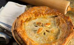 Autumnal Chicken Pot Pie
