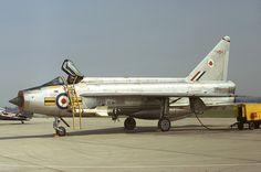 English Electric Lightning F.1A.