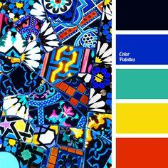Contrasting Color Palettes | Page 22 of 55 | Color Palette Ideas