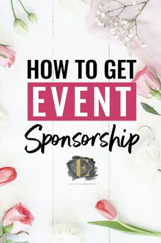 How To Get Event Sponsorship: It's Not What you Think. Gone are the days of sending a formal letter to 100 companies. It's time to change the approach. Event Planning Template, Event Planning Tips, Event Planning Business, Party Planning, Business Tips, Sponsorship Letter, Fundraising Events, Fundraising Ideas, Fundraiser Event