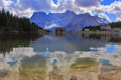 Italian lakes  by Spencer P  Moore, via 500px