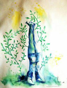 Yoga com Gaia : Pensamento do Dia