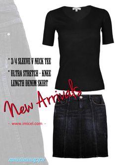 Tampil Chic dan stylish dengan koleksi New Arrival dari Mississippi Ams Brand by IMICEL.