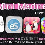 The iMums' Fantastic Four ! Win an iPad Mini + Case + Apps – #minimadness #4