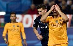 Atlético de Madrid le sacó el máximo rédito a su mantra de constancia y sacrificio para ganar el miércoles 2-0 al Barcelona