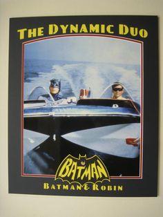 Batman & Robin The Dynamic Duo