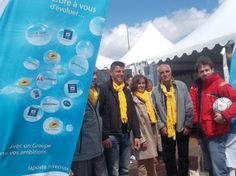 [Rencontres] Nous étions partenaires l'année passée pour la Course Croisière EDHEC 2013, avec Grégory Coupet et plus particulièrement pour le trophée Terre... et nous le serons peut-être aussi en 2014, pour des belles rencontres avec les étudiants autour des métiers du Groupe La Poste ... à suivre.