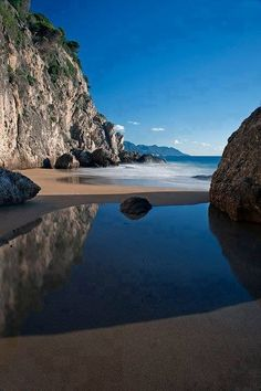 Mirtiotisa Beach, Corfu Island, Amazing Greece !!!