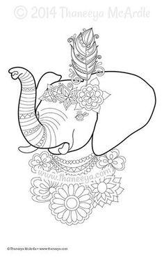 Dapper Animals Coloring Book Design Originals Thaneeya McArdle 9781574219586 Amazon