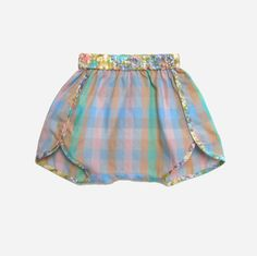 Very cute shorts. The cute is unusual, I'd like to give it a go